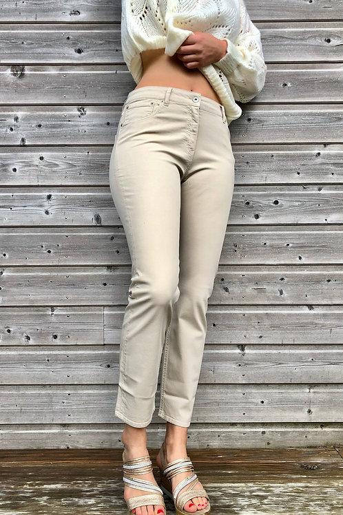 Jeans toile 7/8ème  SCAPA