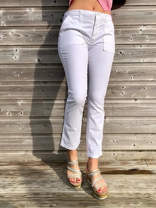 Pantalon toile ACQUAVERDE