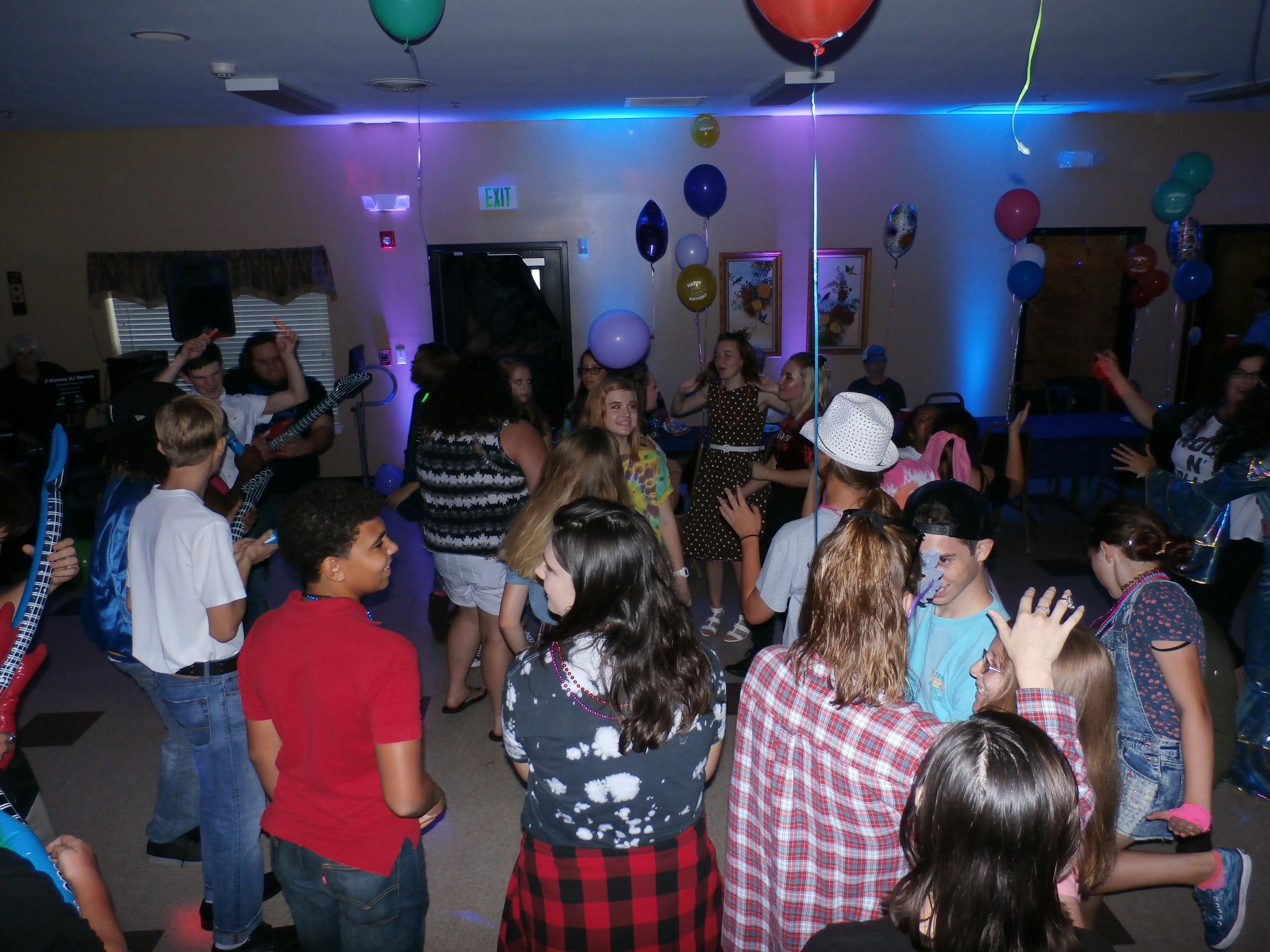 Sweet 16 Dance