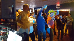 Karaoke Fun 70th Birthday Party