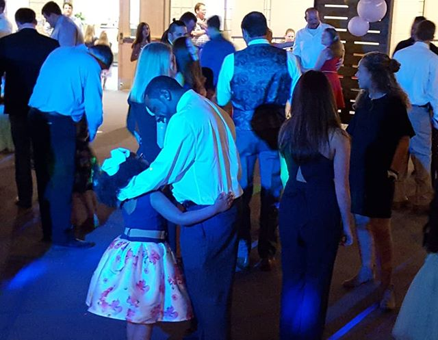 Valentine's Day Father Daughter Dance