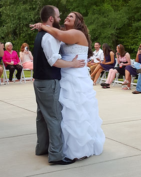 1st Dance outdoor wedding.jpg