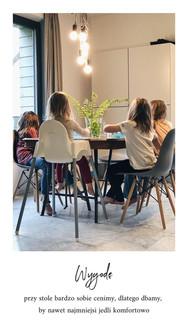 krzesełko do karmienia Cisowy Zakątek