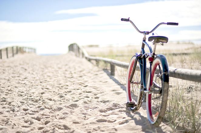 ...zachwycą Cię piękne trasy rowerowe