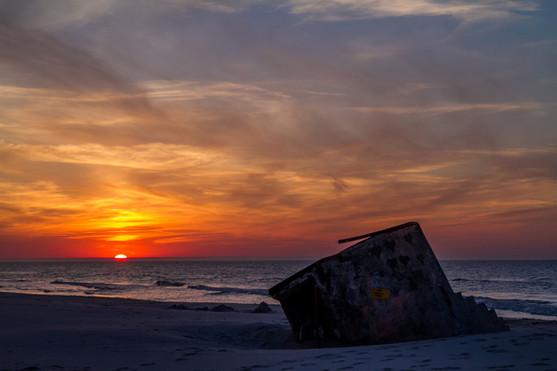 ...zobaczysz najpiękniejsze zachody słońca :)