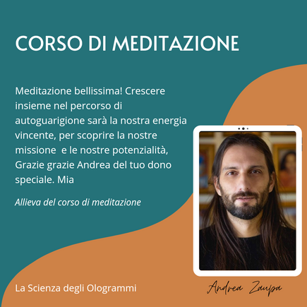 Corso di Meditazione