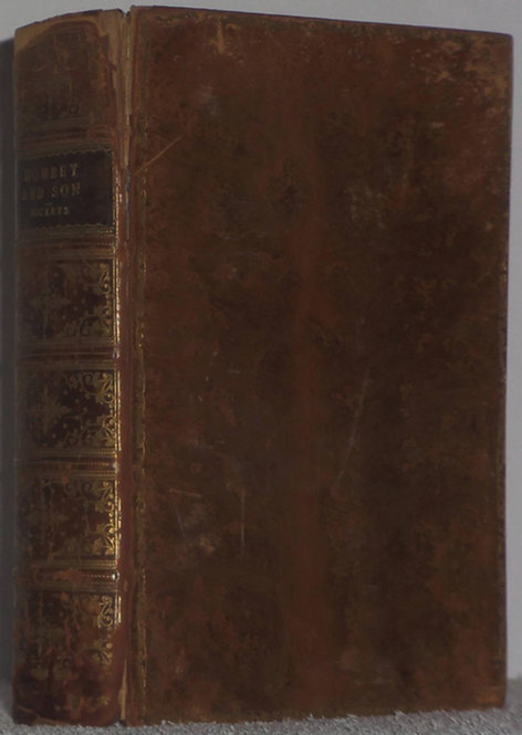 Dealings with the Firm of Dombey and son | Dickens, Charles