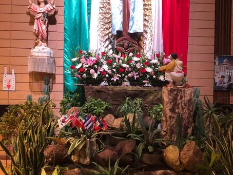 Fête de Notre Dame de Guadalupe