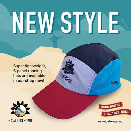 5 Panel Lightweight Hat