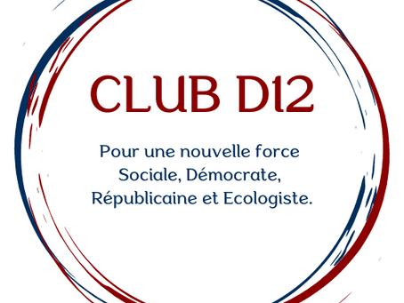 Tribune du Club D12 : les élections Régionales