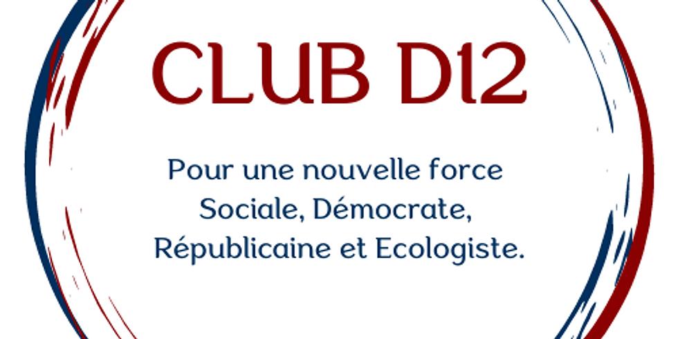 Voeux du Club D12