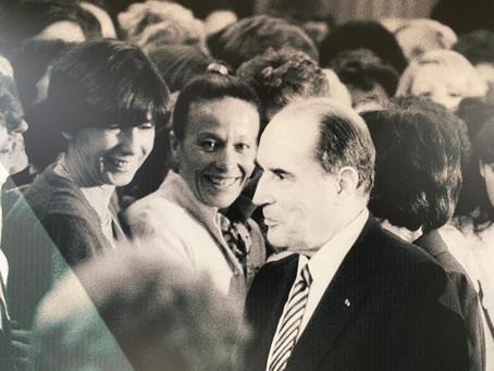Les 40 ans de l'élection de François Mitterrand