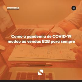 COMO A PANDEMIA DE COVID-19 MUDOU AS VENDAS B2B PARA SEMPRE