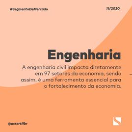 O IMPACTO DA PANDEMIA NO SEGMENTO DE ENGENHARIA