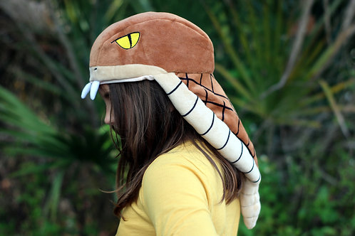 Children's Rattlesnake Hat