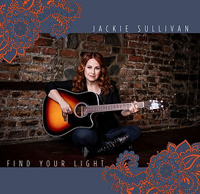 Jackie Sullivan Find Your Light Cover.jp