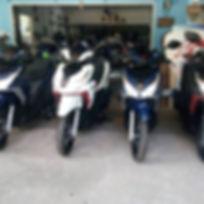 5 Star Motorbike Rental Khao Lak