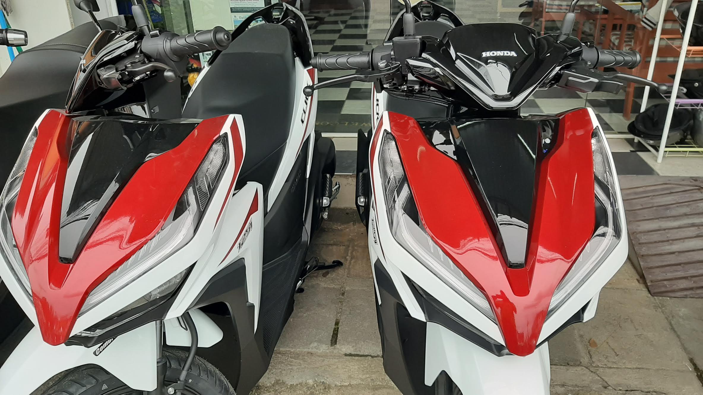 Honda Click 125cc Model 2019