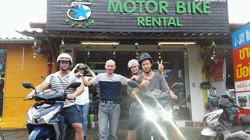 Khaolak,Roller,mieten,scooter,motorb