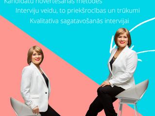 Personāla vadība - Intervijas