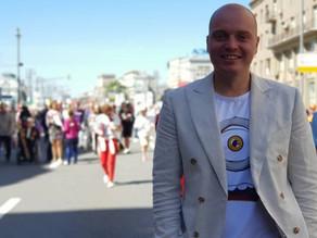ИНТЕРВЬЮ Павла Кулебяки с ведущим вечеринок Вовой Азаровым!