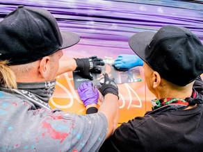 Граффити для мероприятий
