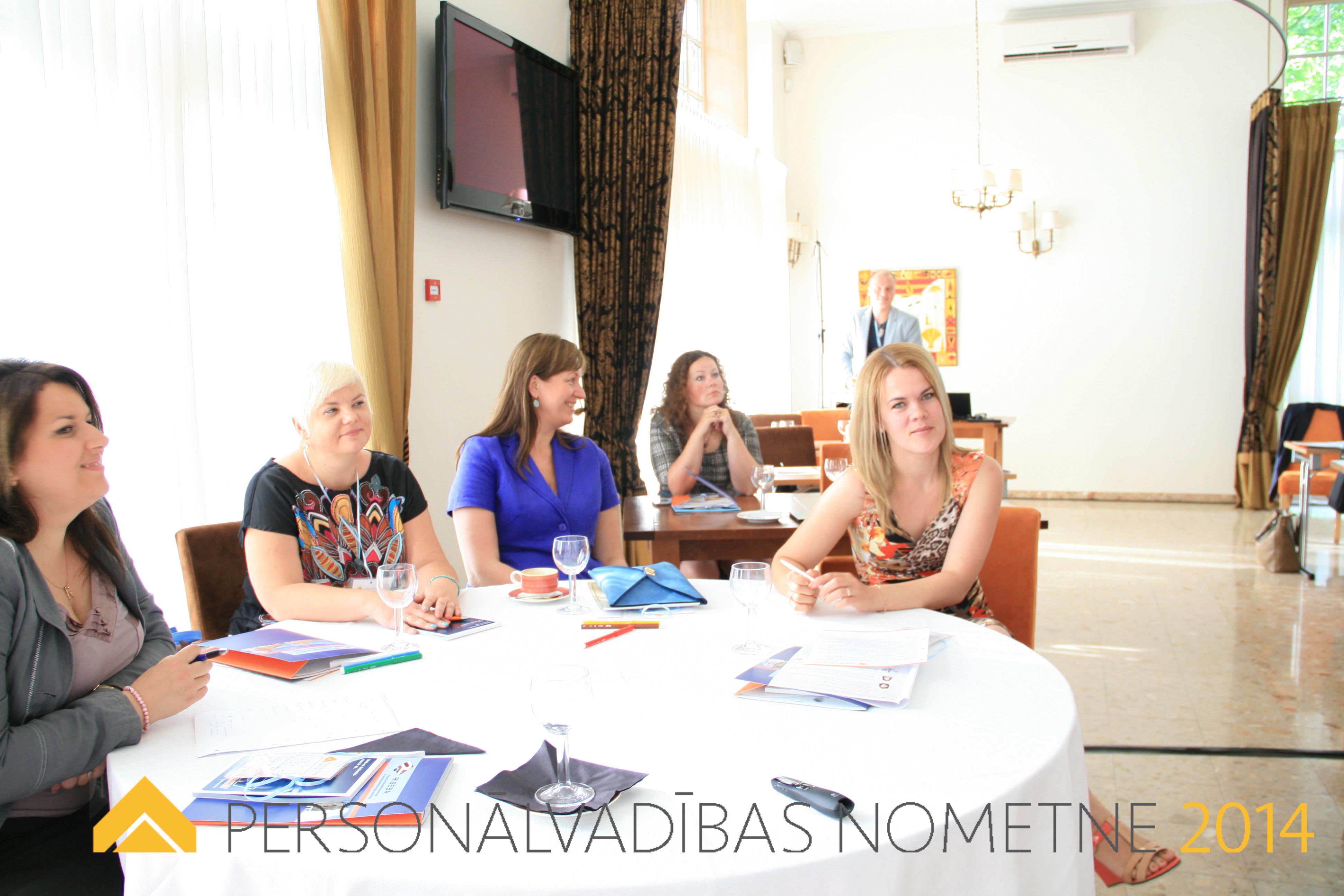 Personāla vadības konference