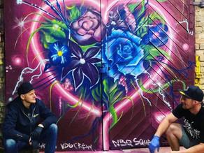 Grafiti šovs Jūsu pasākumā