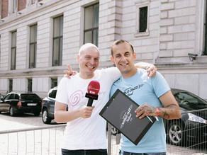 Edgars Toretto un Vova Azarovs izveido Radio duetu