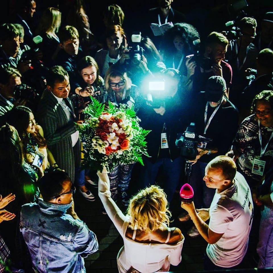 Organize event in Baltics