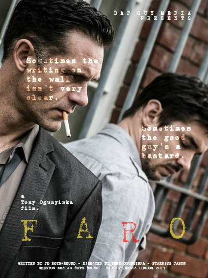 Movie poster for Faro