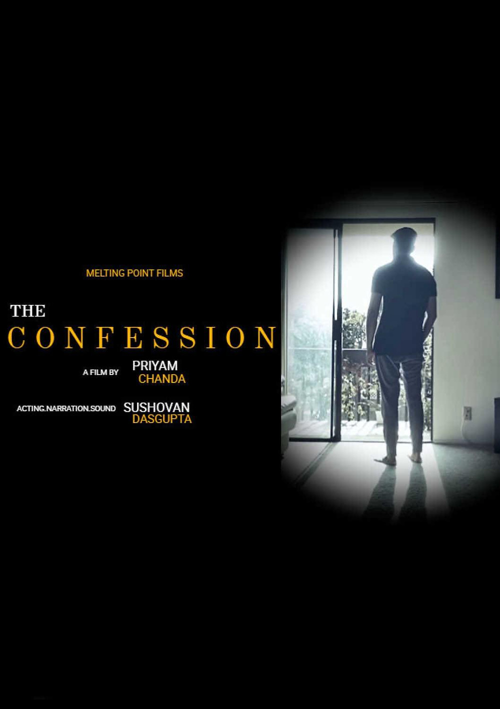 The Confession movie poster