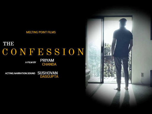 The Confession Short Film Review