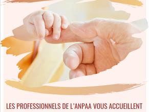 PROFESSIONNELS DE L'ANPAA GIRONDE ACCUEILLENT LES PARENTS ET FUTURS