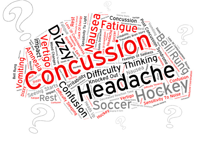 Using Nutrition to Speed up Concussion Recovery