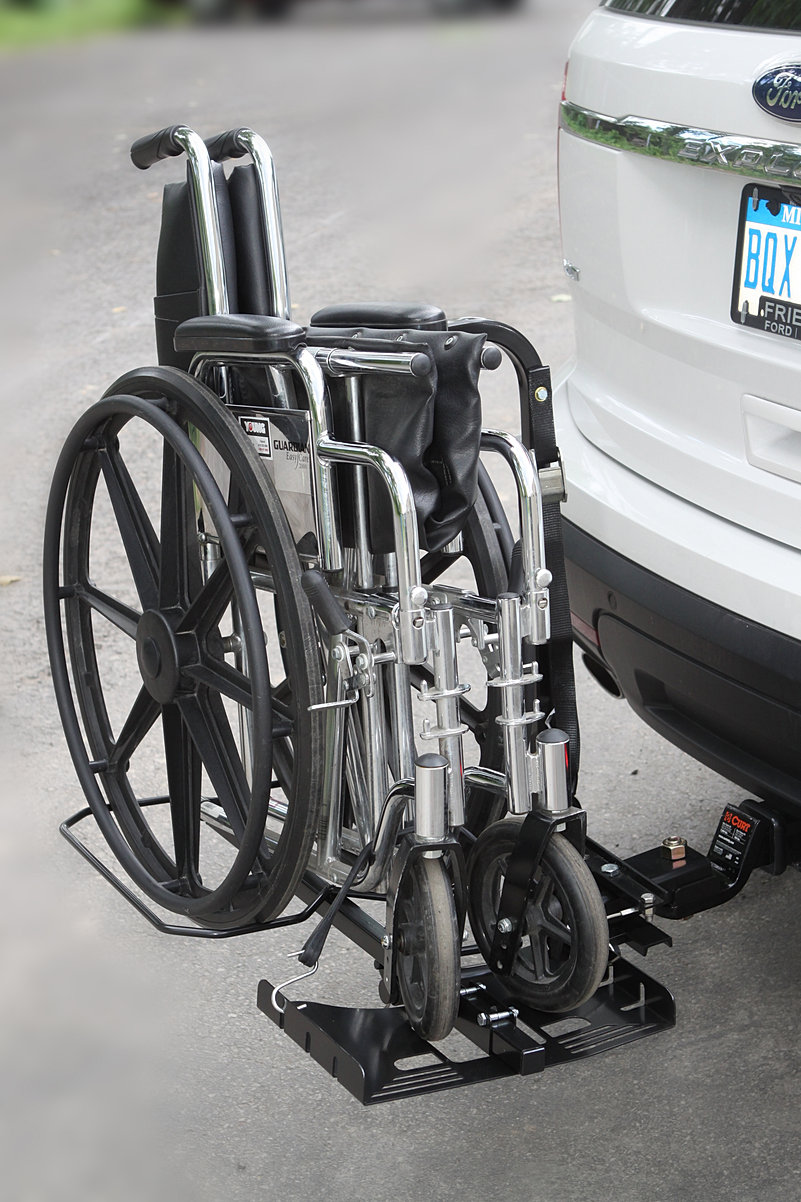 Electric Wheelchair Carrier For Car