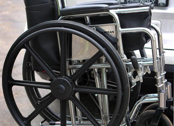 Tilt N' Tote Wheelchair Carrier