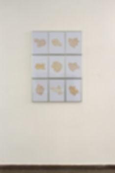 stampa digitale su carta 160gr, 63x90 cm,   telaio alluminio. 1st classificato I Biennale Giovani Don Franco Patruno. Fondazione Cassa di Risparmio di Cento, Ferrara (Italia)