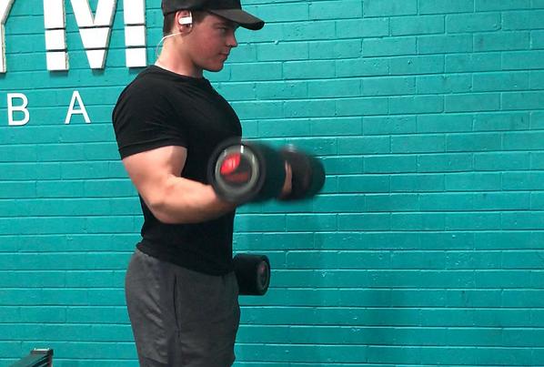 Houston, weight training, strength train