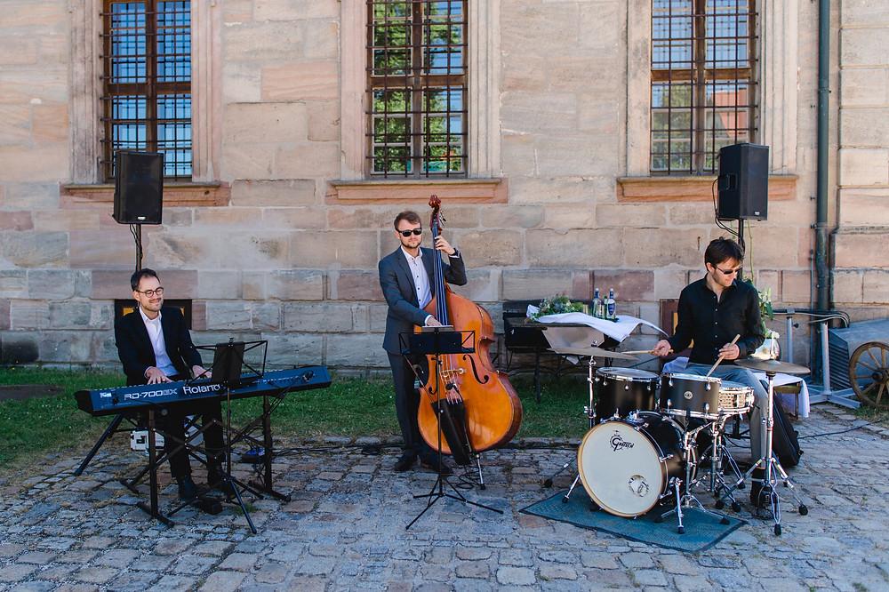 Jazztrio, Jazzduo, Hochzeit, Event, Feier, Geburtstag, Band,