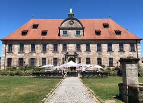 Hochzeit auf dem Schloss