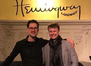 Noble Jazz in der Hemingway Lounge
