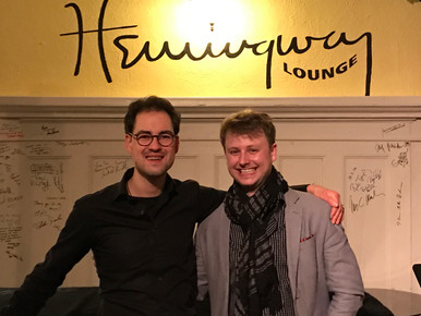 Noble Jazz in der Hemingway Lounge