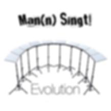 Die Erstveröffenlichung: Man(n) Singt! - Evolution
