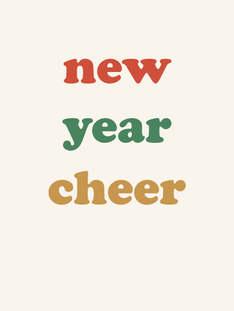 Retro New Year