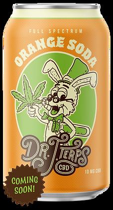 Dr. J. Terps | CBD Orange Soda