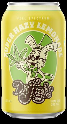 Dr. J. Terps   CBD Super Hazy Lemonade