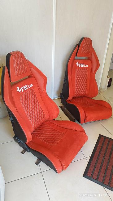 ferrari-F40-sellerie-cuir-rouge-tarn-alb