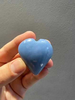Angelite Heart Small (A Grade)