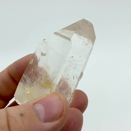 Lemurian Seed Quartz from Colombia Chunky Water-Clear (A grade)